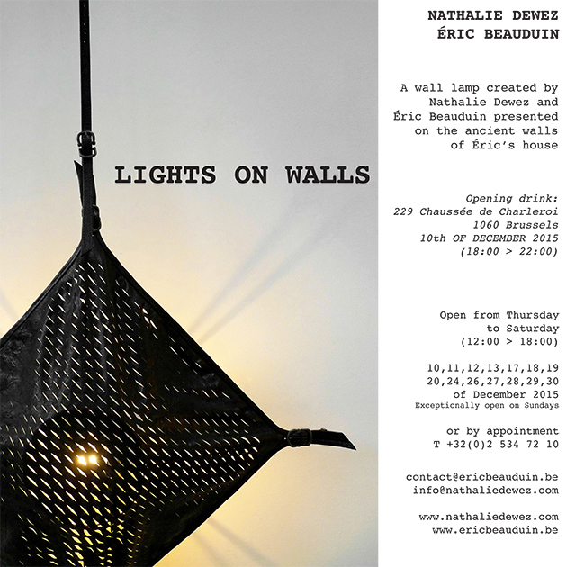 Lights-on-walls